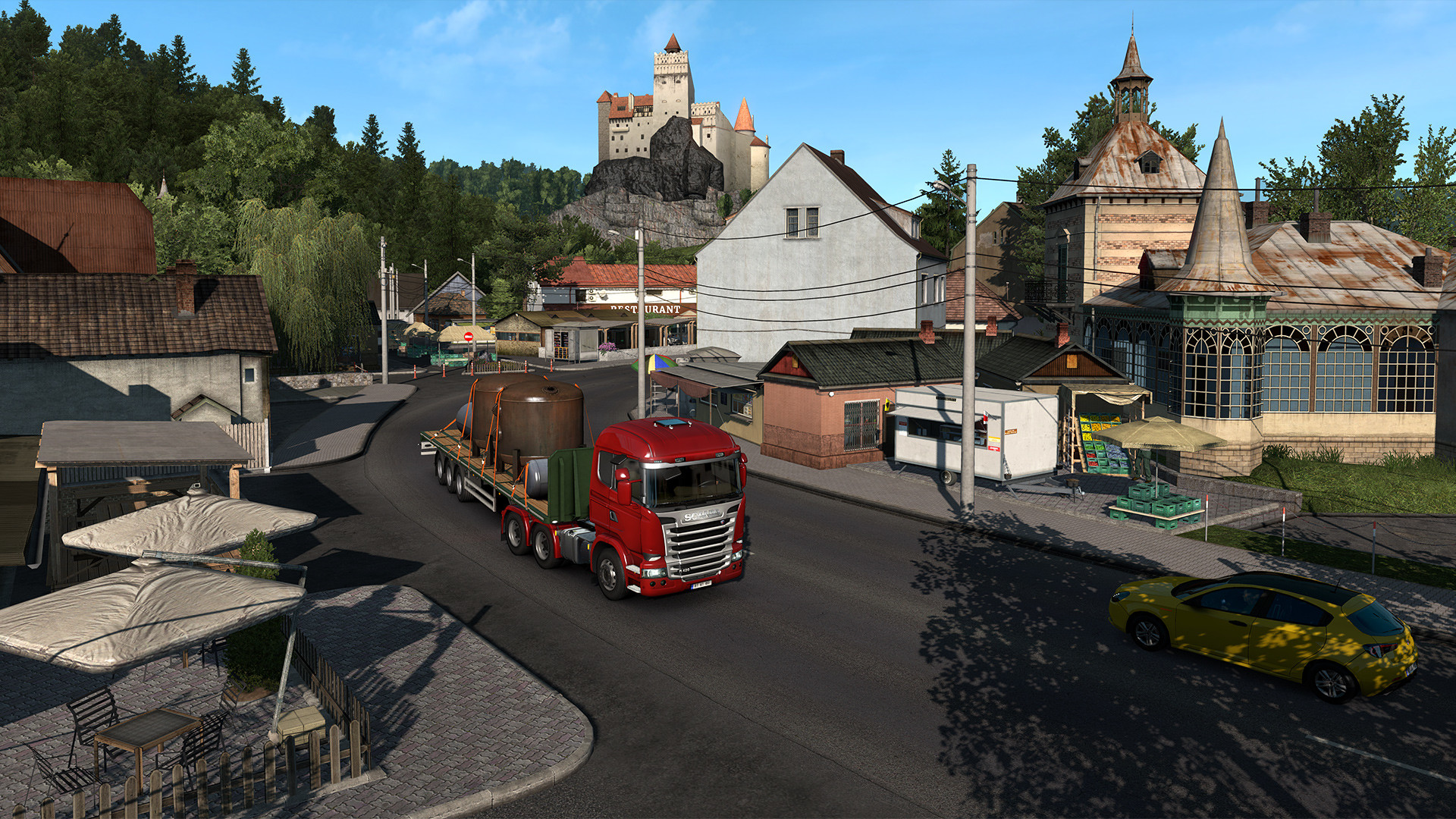 Euro Truck Simulator 2 - Road to the Black Sea